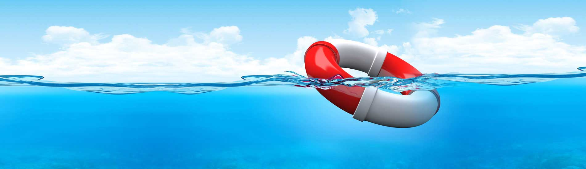 We're your lifesavers in the salty sea of insurance!
